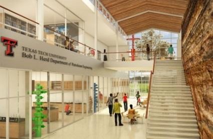 Texas Tech University Petroleum Engineering Research Building