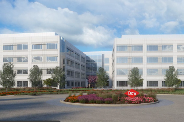 Dow Chemical Company Texas Innovation Center Campus