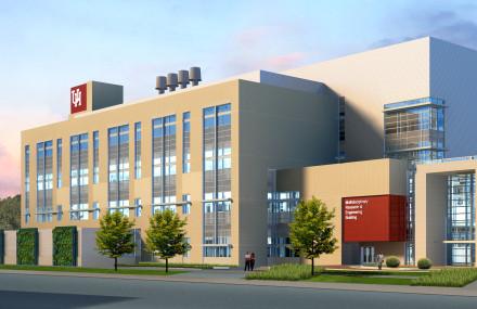 UH – Multidisciplinary Research & Engineering Building