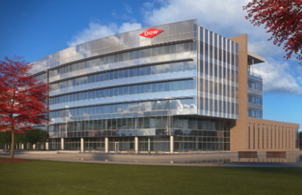 DOW Chemical Company World Headquarters Building