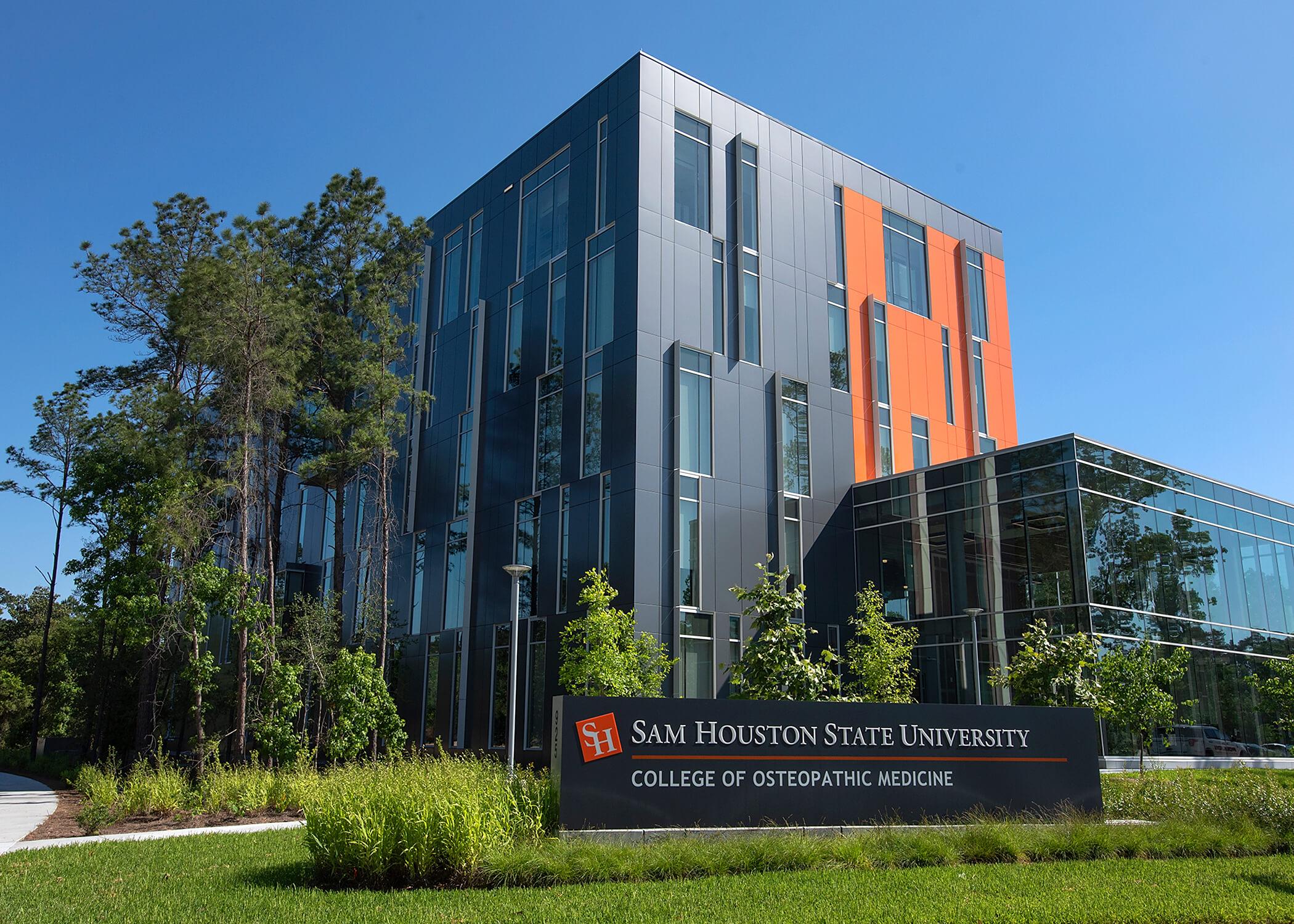 SHSU College of Osteopathic Medicine